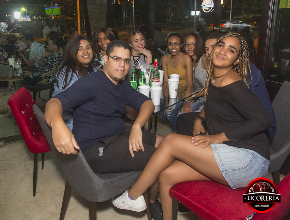 Social Saturday @La Licoreria 24.03.18